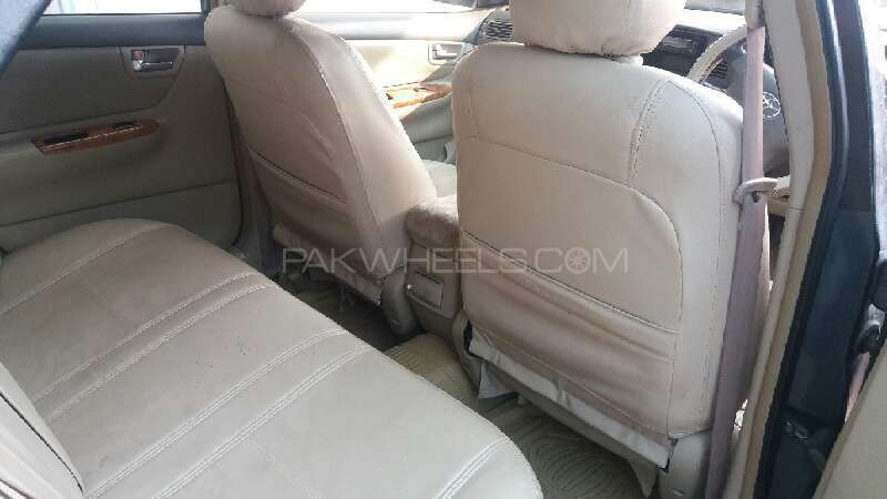 Toyota Corolla SE Saloon 2005 Image-4