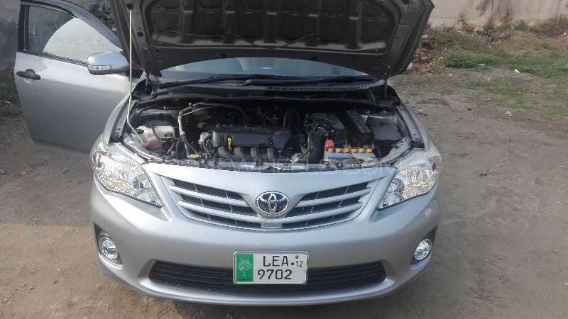 Toyota Corolla GLi 1.3 VVTi 2012 Image-7