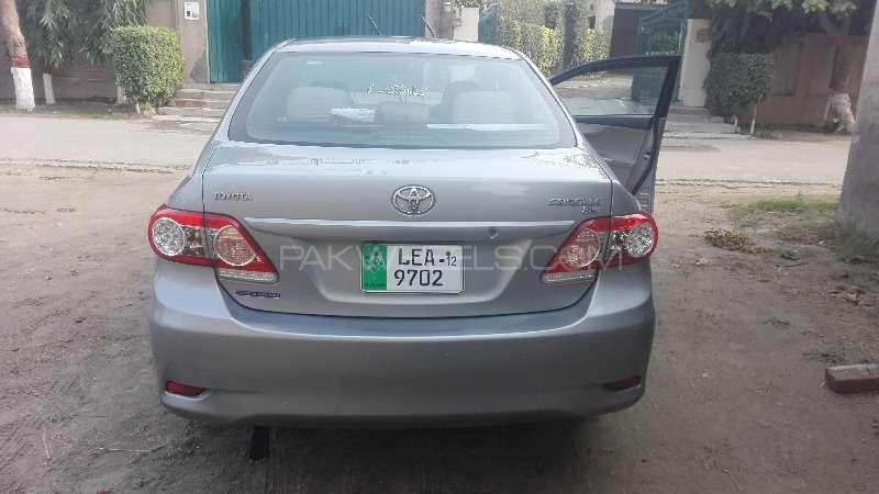 Toyota Corolla GLi 1.3 VVTi 2012 Image-10