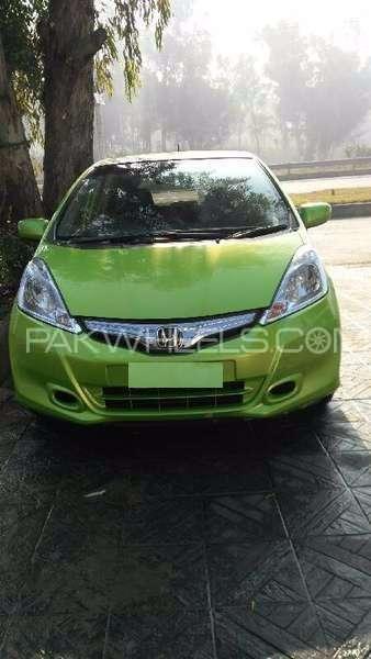 Honda Fit Navi Premium Selection 2011 Image-1