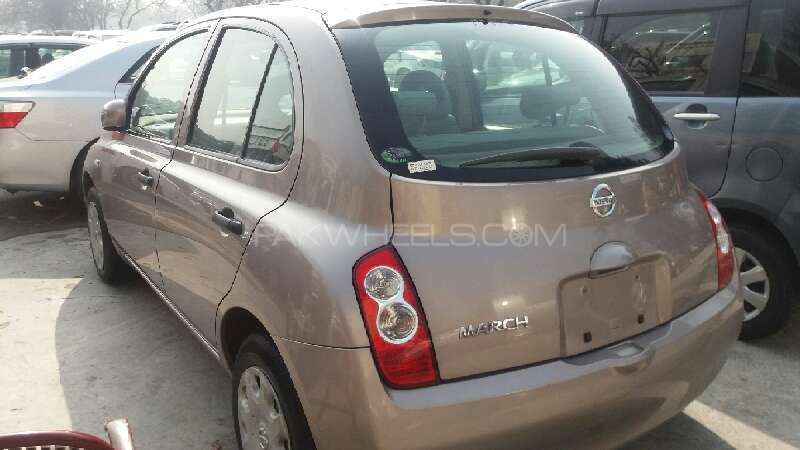 Nissan March 2006 Image-3