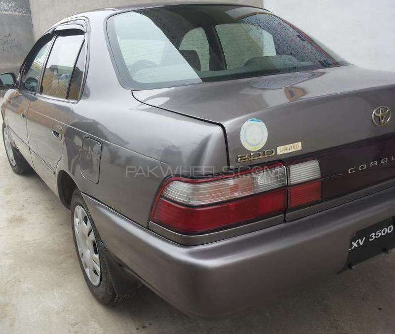 2000 Toyota Corolla For Sale: Toyota Corolla 2.0D 2000 For Sale In Hafizabad