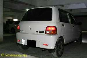 Daihatsu Cuore - 2011