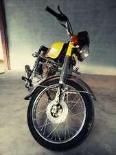 Honda CG 125 - 2007
