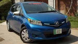 Toyota Vitz - 2011