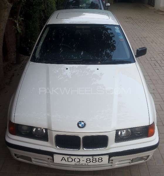 BMW 3 Series 1993 Of Shuja11 - Member Ride 25275