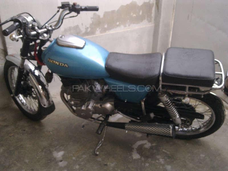 Honda Rebel - 2000 CMX 250 Image-1