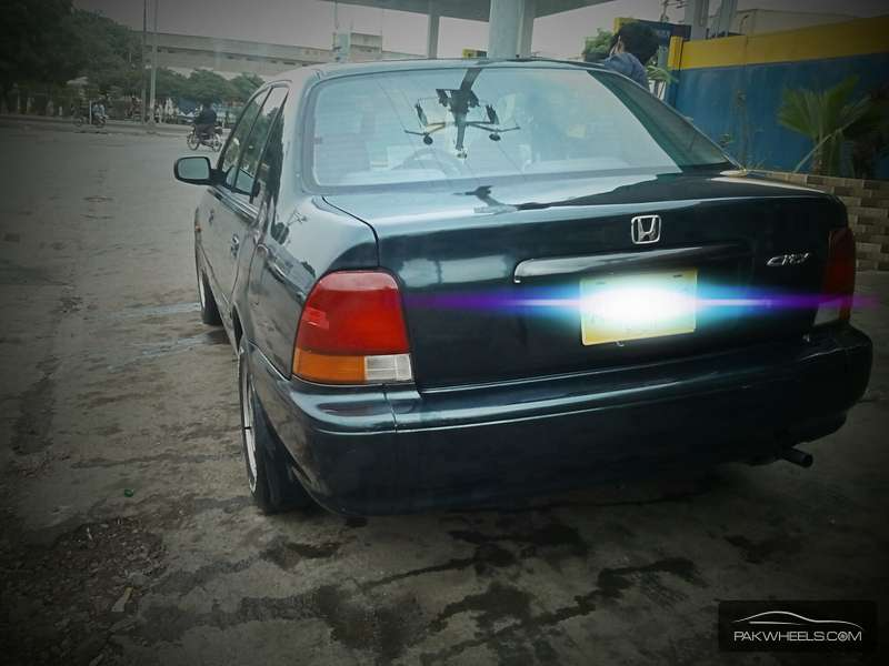 Honda City 1999 of UsmanAnsari - Member Ride 24641   PakWheels