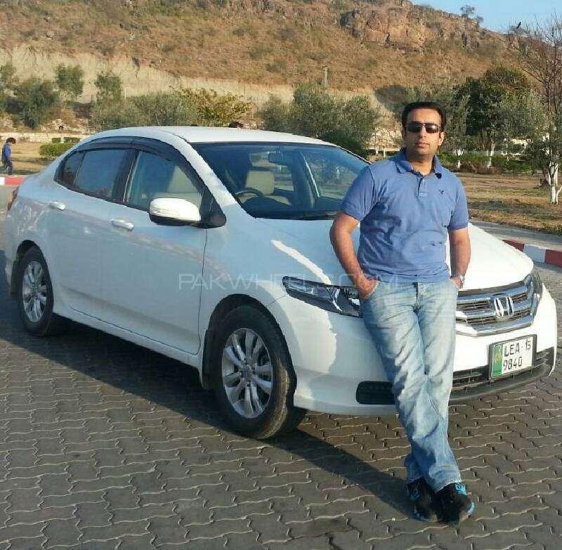 Honda City - 2015 Salman Ahmad Image-1