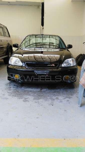 Honda Civic - 2001 EK 9  Image-1