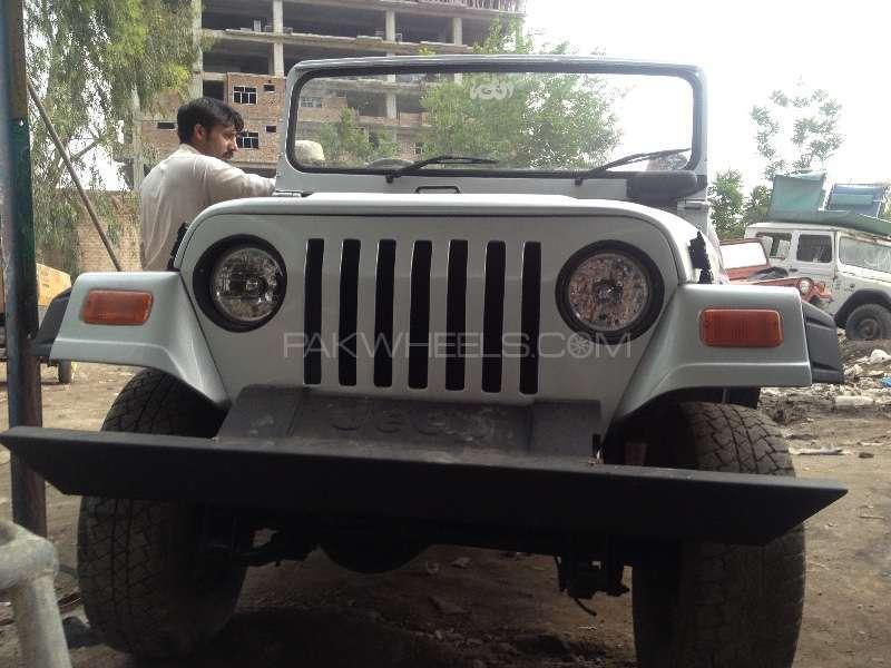 Jeep CJ 5 - 1972 Rocky Image-1