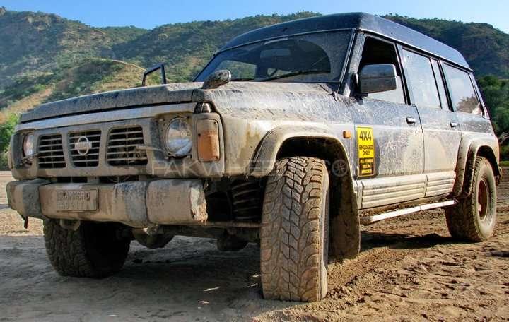 Nissan Patrol - 1993 monster Image-1