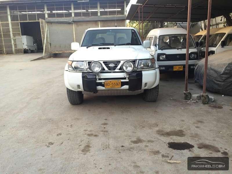 Nissan Safari - 1998 khan Image-1