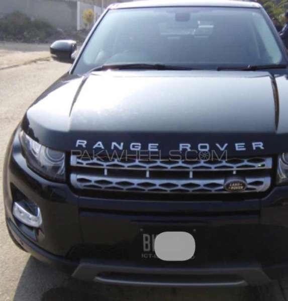 Range Rover Evoque - 2014 Qazi Image-1