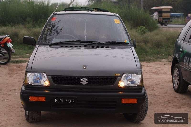 Suzuki Mehran - 1994 Dinkey Image-1