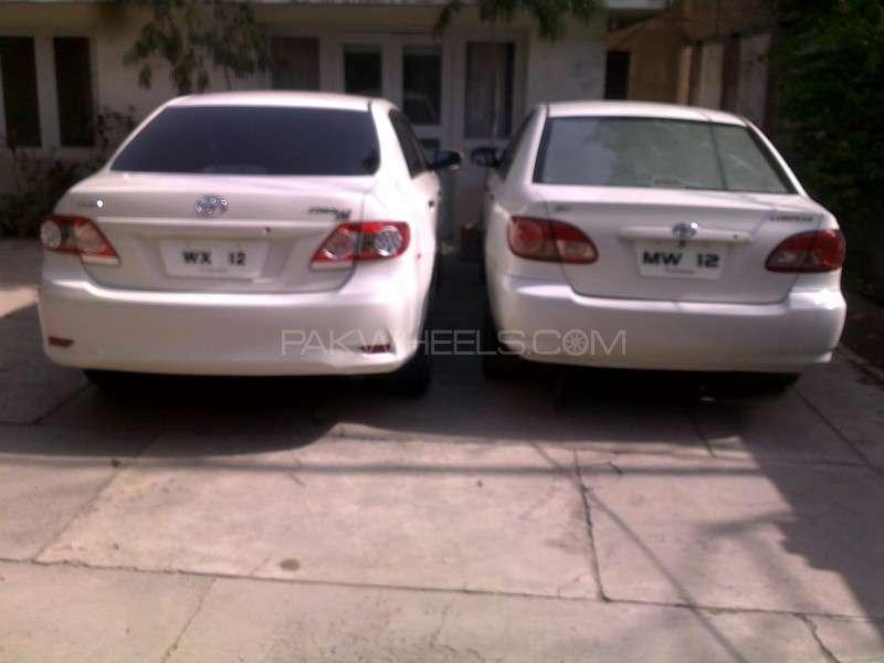 Toyota Corolla - 2012 12 Image-1
