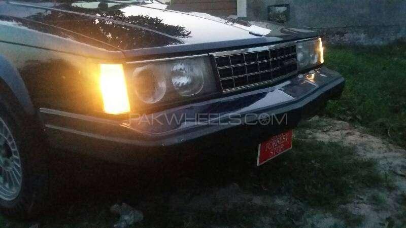Toyota Corona - 1983 Thunder X Image-1