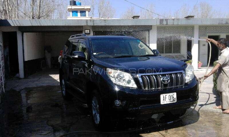 Toyota Prado - 2010  Image-1