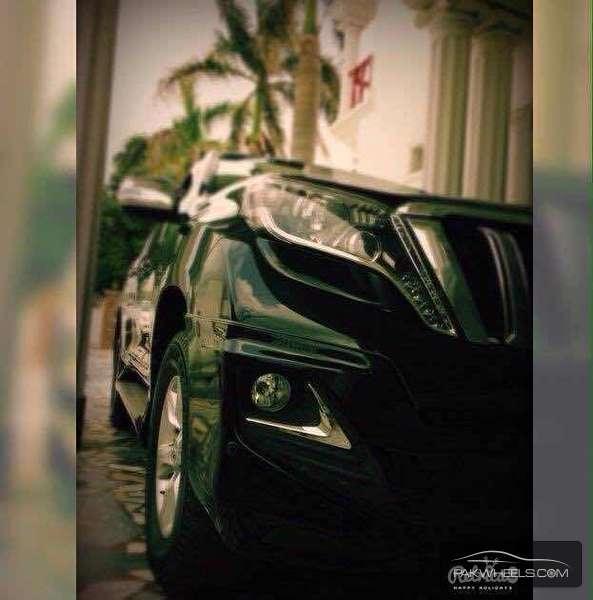 Toyota Prado - 2012 The Beast Image-1