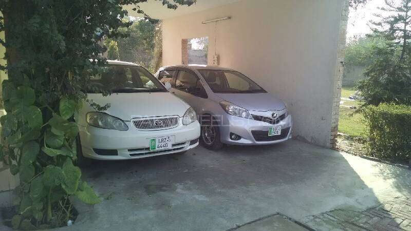Toyota Vitz - 2012 Silent killer Image-1