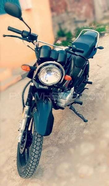 Yamaha YBR 125G - 2016 ybr  Image-1