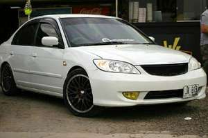 Honda Civic Hybrid - 2005