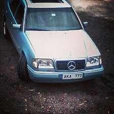 Mercedes Benz E Class - 1999