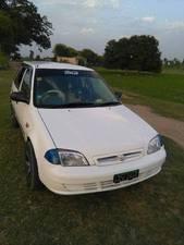 Suzuki Cultus - 2005