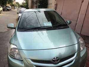 Toyota Belta - 2006