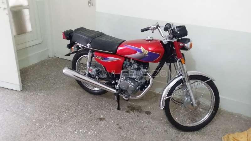 Honda CG 125 - 1996  Image-1