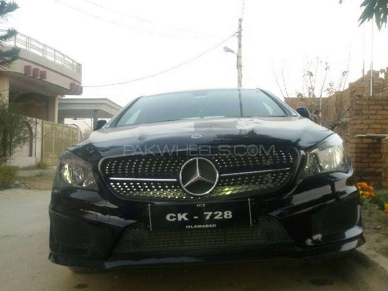 Mercedes Benz Other - 2014 sporty Image-1