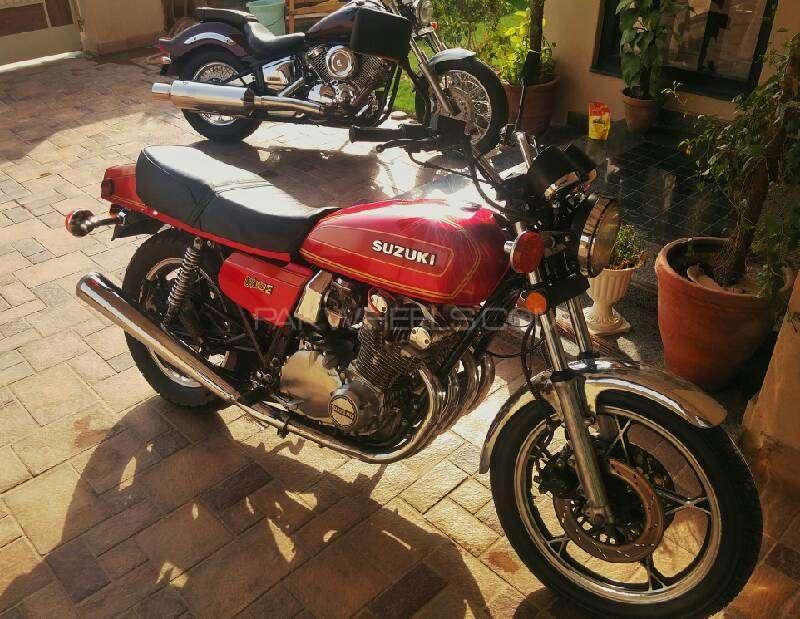 Suzuki Other - 1982 GS 1000 Image-1