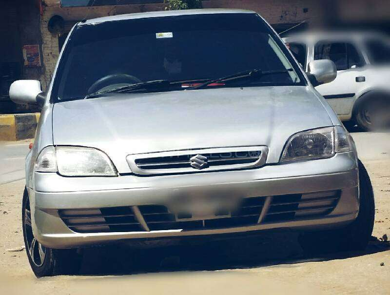 Suzuki Cultus - 2001 G10A Image-1