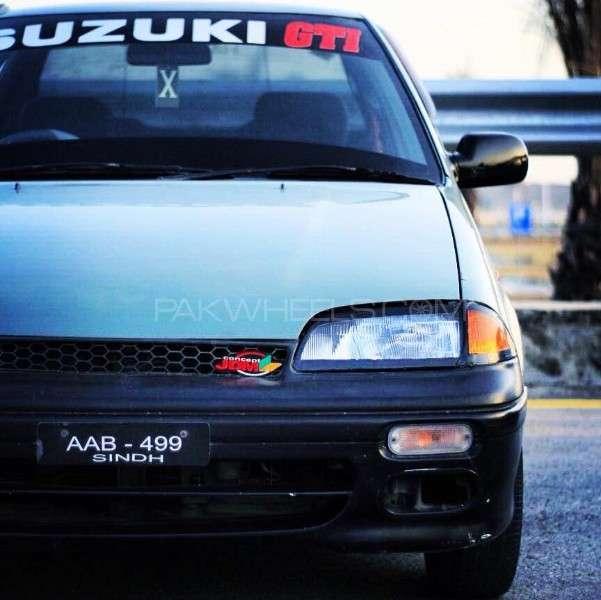 Suzuki Margalla - 1995  Image-1