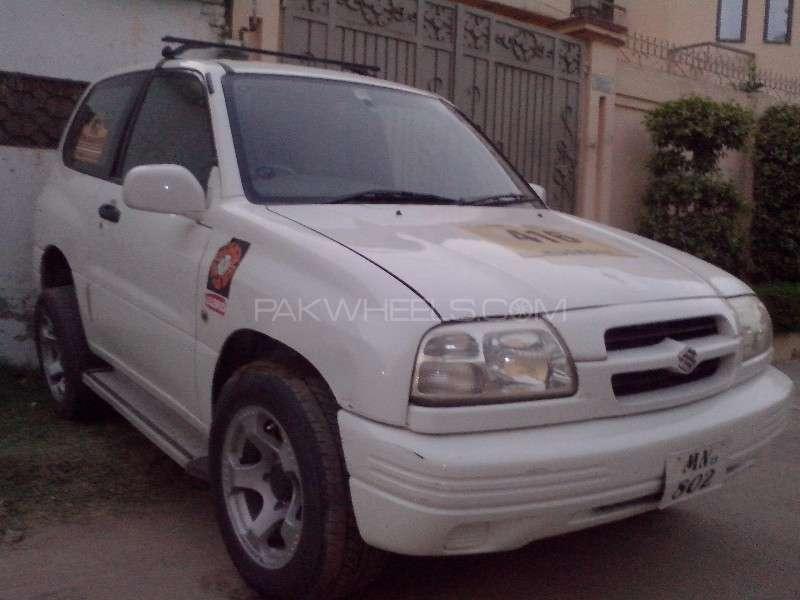 Suzuki Vitara - 1998  Image-1