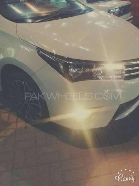 Toyota Corolla - 2015 ennkay Image-1
