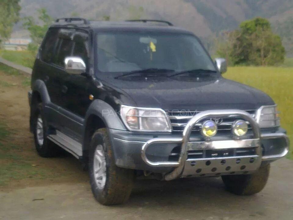 Toyota Prado - 1998  Image-1