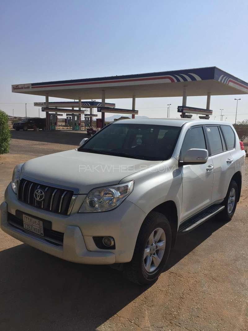 Toyota Prado - 2011 Off Roader Image-1