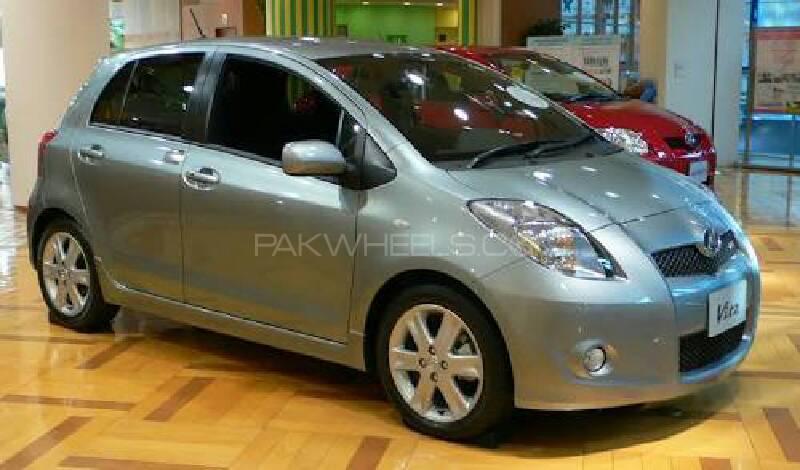 Toyota Vitz - 2008 Mian Image-1