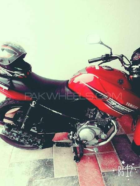 Yamaha YBR 125 - 2015 RomeoBoy Image-1