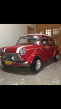 Austin Mini - 1963