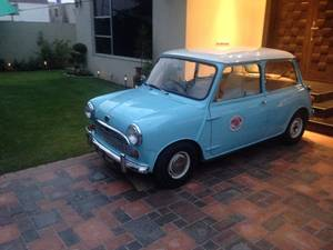 Austin Mini - 1964