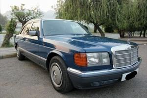 Mercedes Benz S Class - 1989