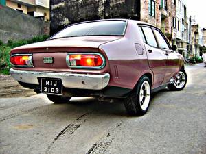Nissan 120 Y - 1975