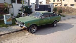 Nissan Sunny - 1972