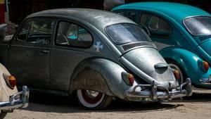 Volkswagen Beetle - 1967