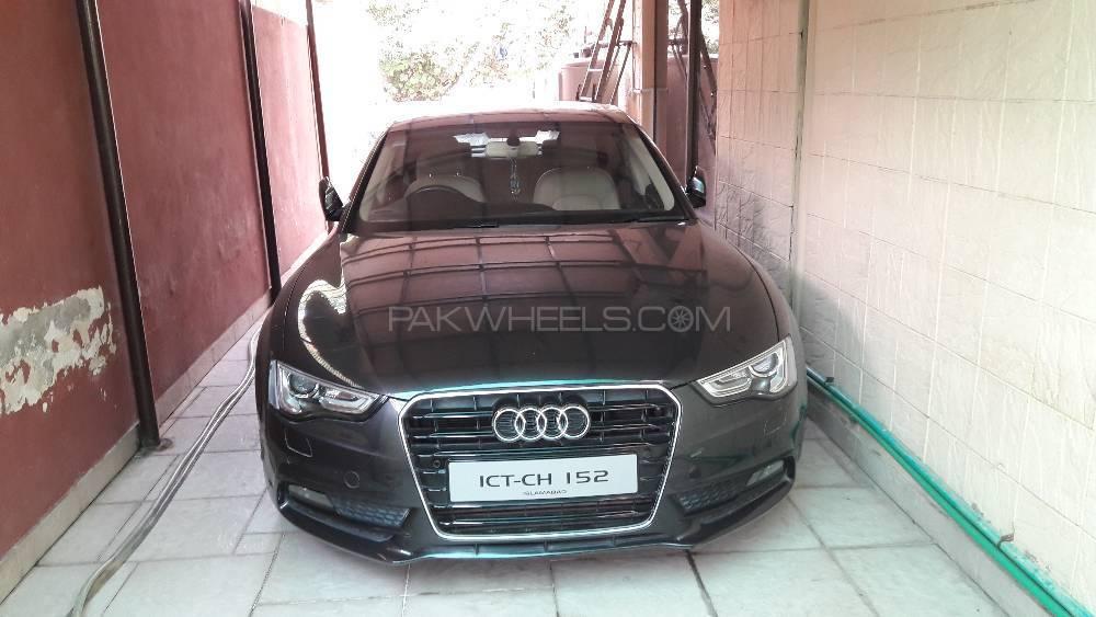 Audi A5 - 2014  Image-1