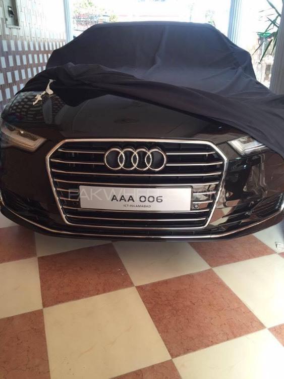 Audi A6 - 2015  Image-1