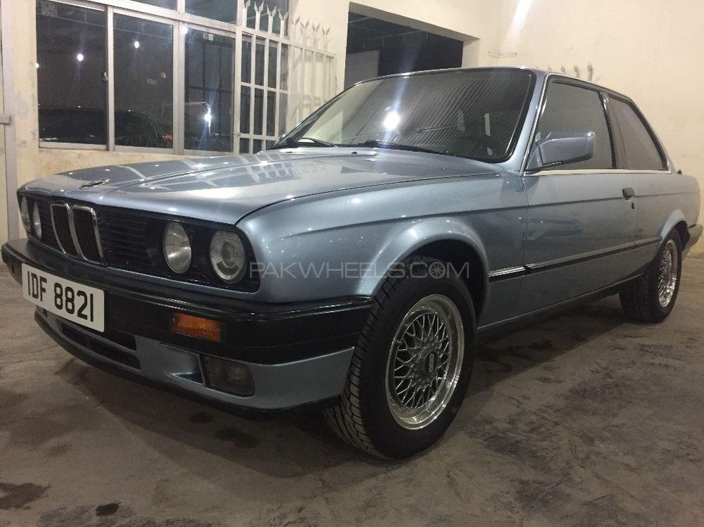 BMW M Series - 1991  Image-1