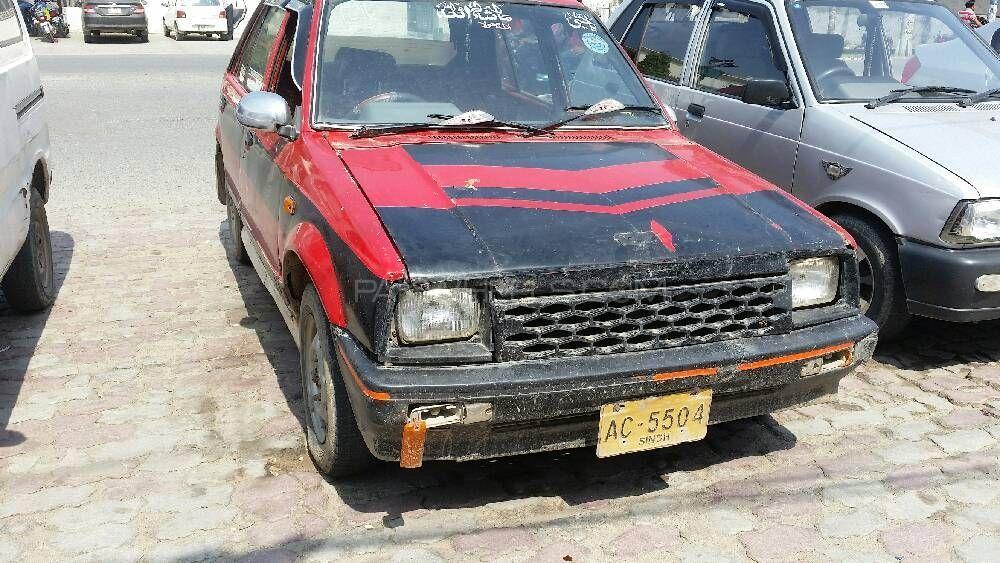 Daihatsu Charade - 1983 LOW AND SLOW Image-1
